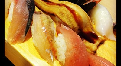 Photo of Sushi Restaurant 魚がし鮨  流れ寿司静岡パルシェ店 at 葵区黒金町49, 静岡市 420-0851, Japan