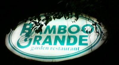 Photo of Beer Garden Bamboo Grande at Tomas Morato Ave., Quezon City, Philippines