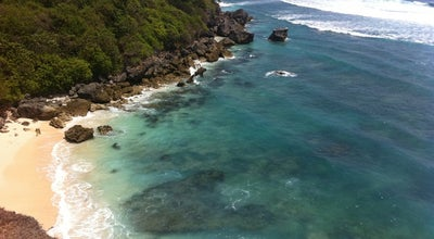 Photo of Beach Blue Point Beach at Jalan Pantai Suluban, Ungasan 80364, Indonesia