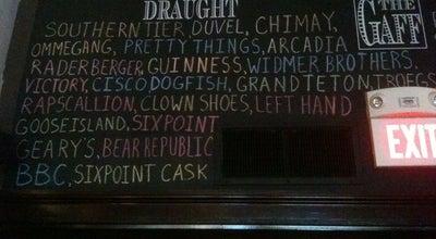 Photo of Bar The Gaff at 467 Moody St, Waltham, MA 02453, United States