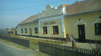 Photo of Hungarian Restaurant Nagylaposi Birka Csárda at V. Kerület 289., Gyomaendrőd 5502, Hungary