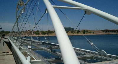 Photo of Lake Tempe Town Lake West Dam at 710 W Rio Salado Parkway, Tempe, AZ 85281, United States