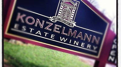 Photo of Winery Konzelmann Estate Winery at 1096 Lakeshore Rd, Niagara-on-the-Lake, ON L0S 1J0, Canada