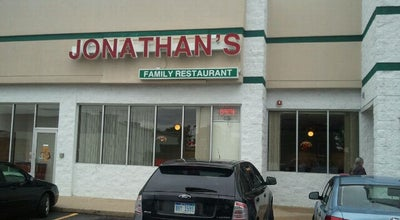 Photo of Diner Jonathan's Family Restaurant at 40345 Michigan Ave, Canton, MI 48188, United States