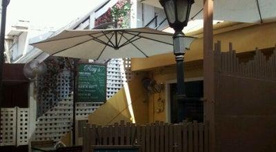 Photo of Pizza Place Ray's Café and Pizzeria at Gazebo House, 133 Hill Road, Mumbai, India