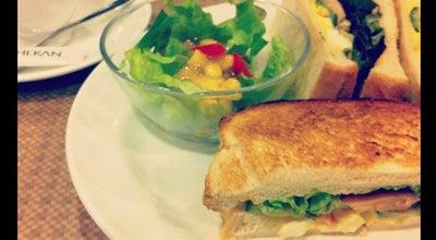 Photo of Cafe 珈琲館 熊取店 at 大久保中1丁目7−28, 泉南郡熊取町 590-0403, Japan