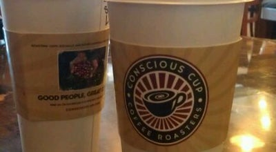 Photo of Coffee Shop Conscious Cup Coffee Roasters at 5005 Northwest Hwy, Crystal Lake, IL 60014, United States