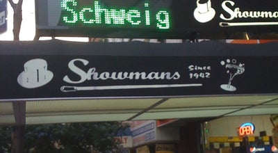 Photo of Jazz Club Showman's at 375 W 125th St, New York, NY 10027, United States
