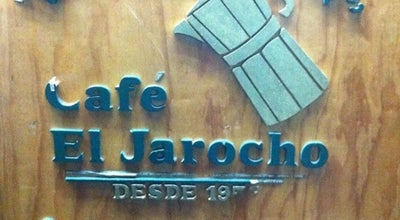 Photo of Cafe Café El Jarocho at Centenario 91-b, Coyoacán, Mexico