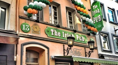 Photo of Irish Pub Fatty's Irish Pub at Hunsrückenstr. 13, Düsseldorf 40213, Germany
