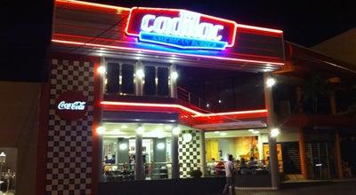 Photo of Burger Joint Cadilac American Burger at R. Paraná, 3282, Cascavel, Brazil