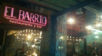 Photo of Mexican Restaurant El Barrio at 2201-2215 2nd Ave N, Birmingham, AL 35203, United States