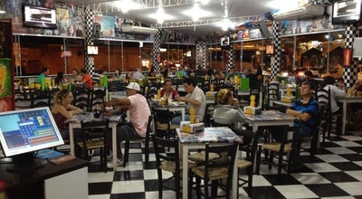 Photo of Burger Joint Coisa de Cinema at Av. Do Estado, 4851, Balneário Camboriú 88330-663, Brazil