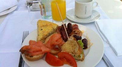 Photo of Breakfast Spot Buenas Vistas Terrace @ Silken Domine at Alameda De Mazarredo 61, Bilbao 48009, Spain