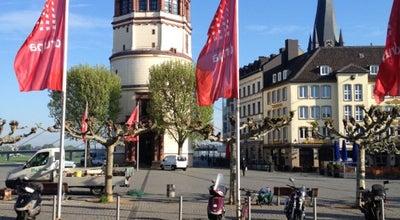 Photo of Neighborhood Altstadt at Düsseldorf, Germany
