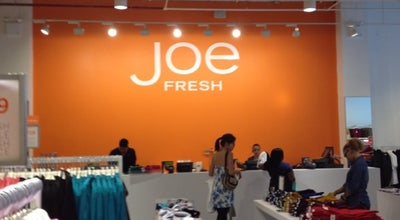 Photo of Clothing Store Joe Mimran at 215 W 34th St, New York, NY 10001, United States