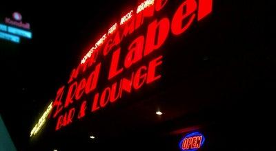 Photo of Bar Red Label Bar/Lounge at 332 W Sahara Ave, Las Vegas, NV 89102, United States