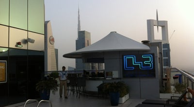 Photo of Lounge Level 43 Rooftop Lounge at Sheikh Zayed Road, Dubai, United Arab Emirates