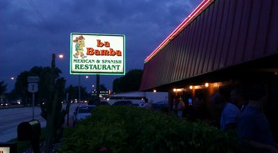 Photo of Mexican Restaurant La Bamba Mexican and Spanish Restaurant at 4245 N Federal Hwy, Fort Lauderdale, FL 33308, United States