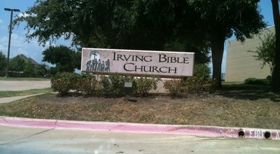 Photo of Church Irving Bible Church at 2435 Kinwest Pkwy, Irving, TX 75063, United States