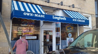 Photo of Ice Cream Shop Longford's Own-Made Ice Cream at 4 Elm Pl, Rye, NY 10580, United States