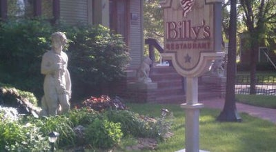 Photo of American Restaurant Billy's at 1301 H St, Lincoln, NE 68508, United States