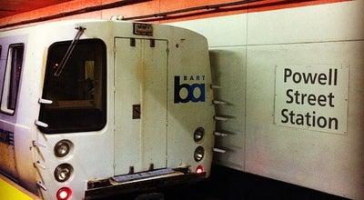 Photo of Subway Powell St. BART Station at 899 Market St, San Francisco, CA 94102, United States