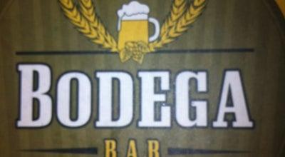 Photo of Bar Bodega Bar at Av. Xavier Da Silveira, 1898, Natal 59075-450, Brazil