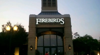 Photo of American Restaurant Firebirds Wood Fired Grill at 7716 Rea Road, Charlotte, NC 28277, United States