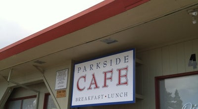 Photo of Cafe Dierk's Parkside Café at 404 Santa Rosa Ave, Santa Rosa, CA 95404, United States