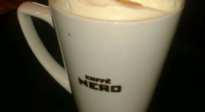 Photo of Coffee Shop Caffé Nero at 21 Parliament Row, Stoke-on-Trent ST1 1NQ, United Kingdom