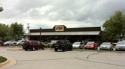 Photo of American Restaurant Cracker Barrel Old Country Store at 3765 West Hwy 76 S.r 76 & Little Pete Road, Branson, MO 65616, United States