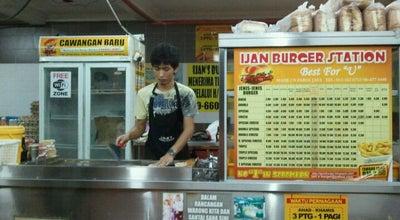 Photo of Burger Joint Ijan Burger Station at 408 Jalan Cenderawasih 2, Seremban 70400, Malaysia