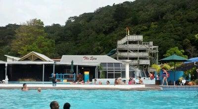 Photo of Water Park Waiwera Thermal Spa Resort at 21 Waiwera Road, Auckland 0950, New Zealand
