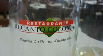 Photo of Brazilian Restaurant Restaurante Recanto Colonial at Itatiba, Brazil