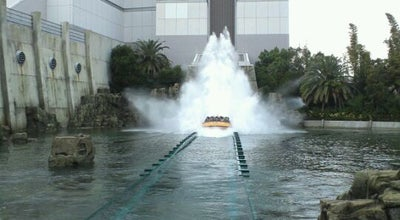Photo of Theme Park Ride / Attraction ジュラシック・パーク・ザ・ライド (JURASSIC PARK - THE RIDE) at 此花区桜島2-1-33, 大阪市 554-0031, Japan