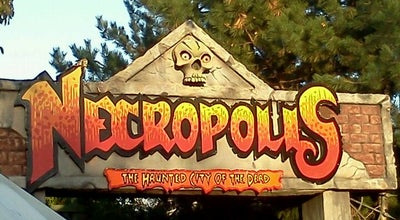 Photo of Theme Park Yukon Territory at Six Flags Great America, Gurnee, IL 60031, United States