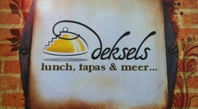 Photo of Tapas Restaurant Deksels at De Lind 57, Oisterwijk 5061 HT, Netherlands