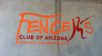 Photo of Martial Arts Dojo Fencers Club Of Arizona at 6100 W Gila Springs Pl, Chandler, AZ 85226, United States