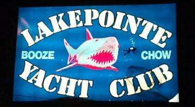 Photo of Bar Lakepointe Yacht Club at 37604 Ann Arbor Rd, Livonia, MI 48150, United States