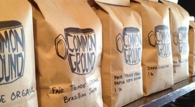 Photo of Coffee Shop Common Ground Coffee at 1319 Fulton St E, Grand Rapids, MI 49503, United States
