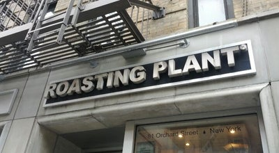 Photo of American Restaurant Roasting Plant at 81 Orchard St, New York City, NY 10002, United States