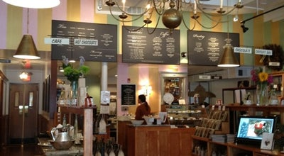 Photo of Dessert Shop L.A. Burdick Chocolate at 220 Clarendon St, Boston, MA 02116, United States