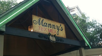 Photo of Mexican Restaurant Manny's Uptown Tex-Mex Restaurante at 3521 Oak Grove Ave, Dallas, TX 75204, United States