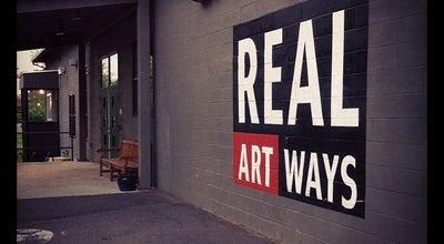 Photo of Art Gallery Real Art Ways - Cinema at 56 Arbor St, Hartford, CT 06106, United States