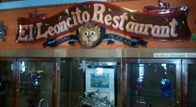Photo of Mexican Restaurant El Leoncito Mexican Restaurant at 4280 S Washington Ave, Titusville, FL 32780, United States