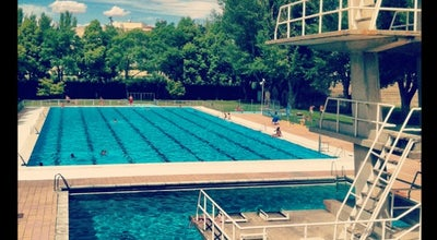 Photo of Pool Piscina Complutense at Madrid, Spain