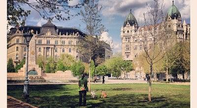 Photo of Park Szabadság tér at Szabadság Tér, Budapest 1054, Hungary