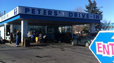 Photo of Fast Food Restaurant Peters' Drive-In at 219 16 Ave. Ne, Calgary, AB T2E 1J9, Canada