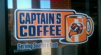 Photo of Coffee Shop Captain's Coffee at 554 University St, Martin, TN 38238, United States